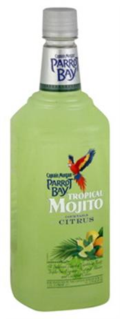 Captain Morgan Parrot Bay Mojito Citrus